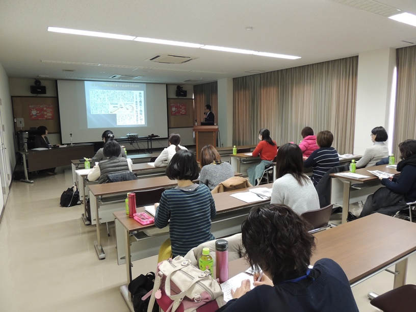 平成27年度 リカバリーセミナー 講習風景小.JPG
